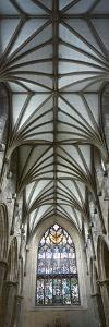 Interiors of a Church, St. Giles Cathedral, Royal Mile, Edinburgh, Scotland