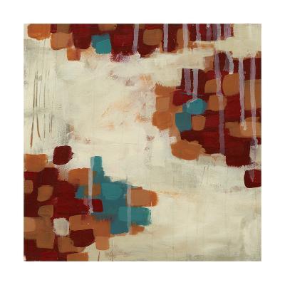 Interject I-June Erica Vess-Art Print