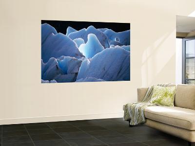 Interlocking Seracs of the Glaciar Torre-Gareth McCormack-Wall Mural