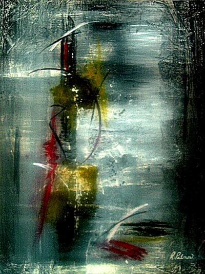 Internal Conflict-Ruth Palmer 2-Art Print