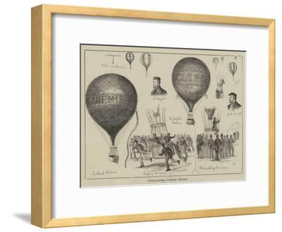 International Balloon Contest