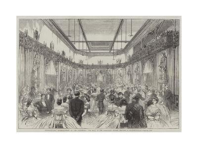 International Entertainment at the Guildhall--Giclee Print
