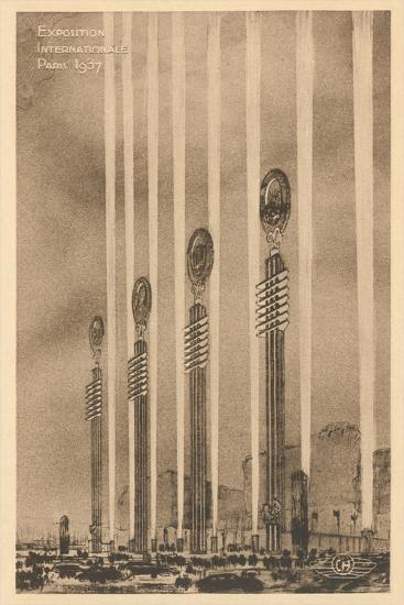 International Exposition--Art Print
