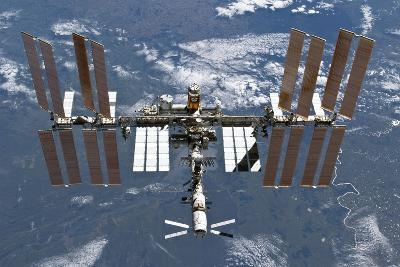 International Space Station, 2011--Photographic Print