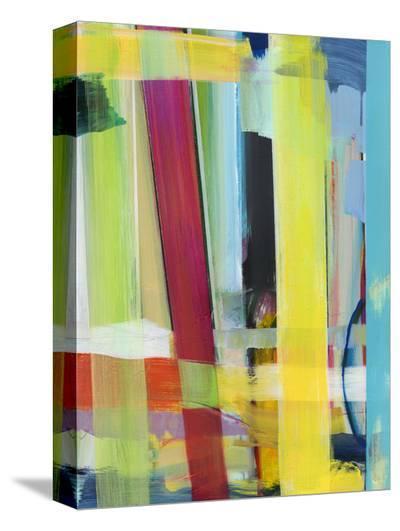 Intersecting Colors II-Jodi Fuchs-Stretched Canvas Print