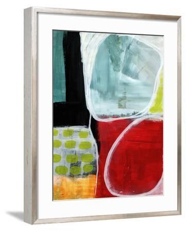 Intersection 37-Linda Woods-Framed Art Print