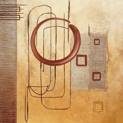 Intersections III--Art Print