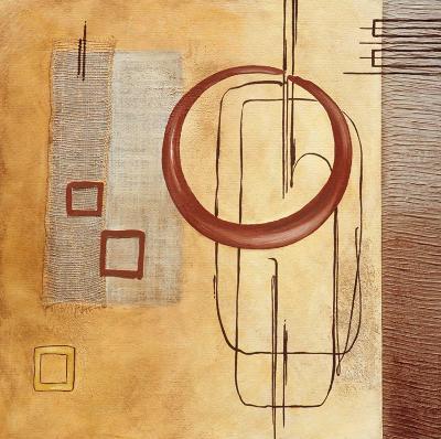 Intersections IV--Art Print