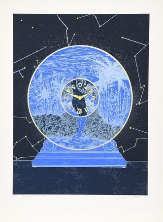 Interstellar Space-Susan Hall-Limited Edition