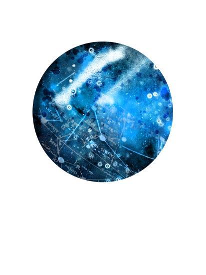 Interstellar Sphere 1-Katie Todaro-Premium Giclee Print