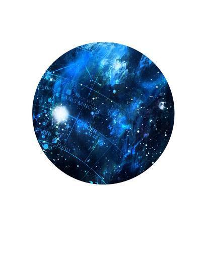 Interstellar Sphere 2-Katie Todaro-Premium Giclee Print