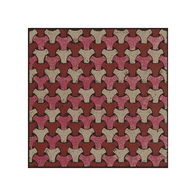 Interwoven (Red)-Susan Clickner-Giclee Print