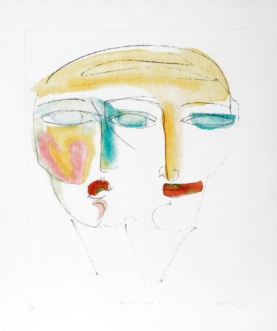 Intimate I-Vick Vibha-Collectable Print