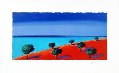 Into The Blue, c.2001-Paul Powis-Limited Edition