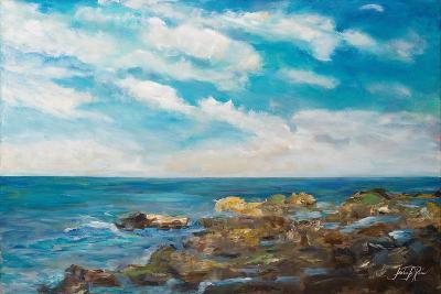 Into the Horizon I-Julie DeRice-Premium Giclee Print
