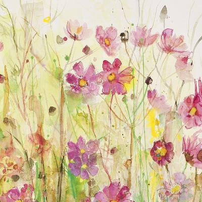 Into the Meadow II-Ann Oram-Art Print
