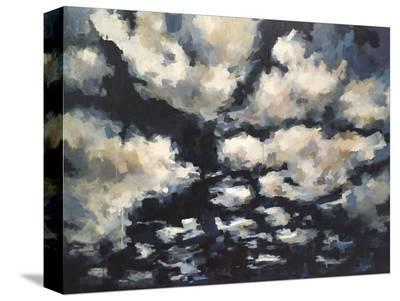 Into the Night-Kelly Johnston-Stretched Canvas Print