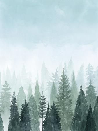 Into the Trees II-Grace Popp-Premium Giclee Print
