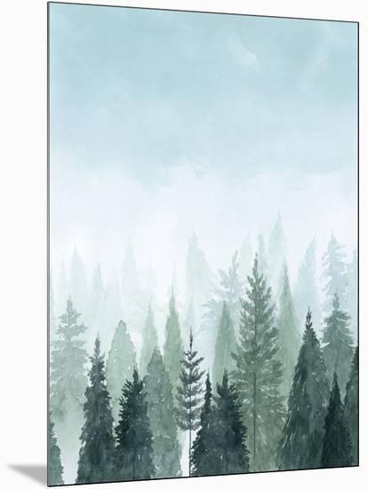 Into the Trees II-Grace Popp-Mounted Art Print