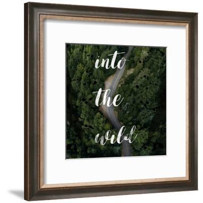 Into The Wild-Jelena Matic-Framed Art Print