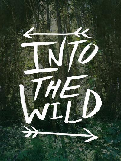 Into the Wild-Leah Flores-Giclee Print