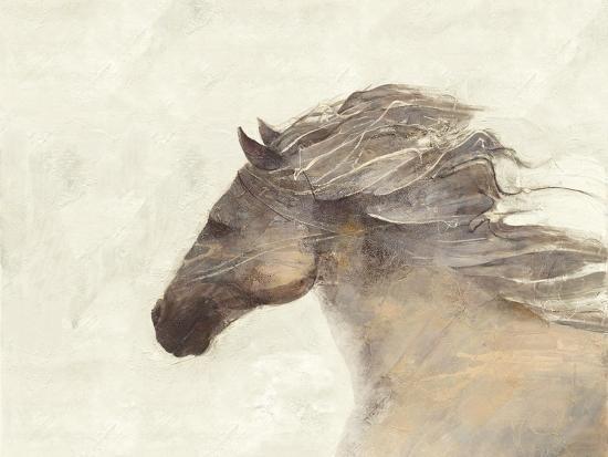 Into the Wind Ivory-Albena Hristova-Premium Giclee Print