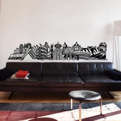 Into Vancouver Wall Decal--Wall Decal