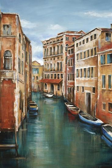 Into Venice-Sydney Edmunds-Giclee Print