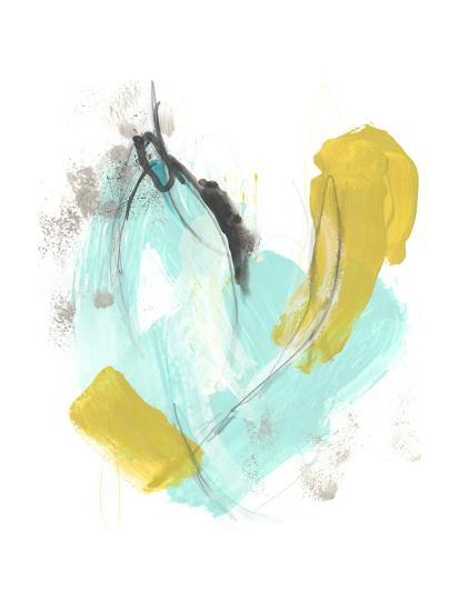 Intonation III-June Vess-Art Print