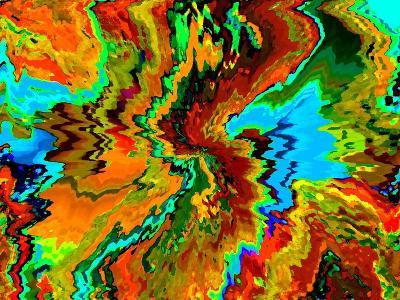 Intoxicating Color-Ruth Palmer-Art Print