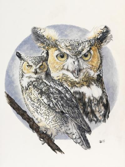 Intrepid-Barbara Keith-Giclee Print