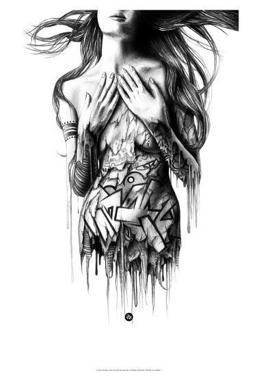 Intrinsic-Pez-Art Print