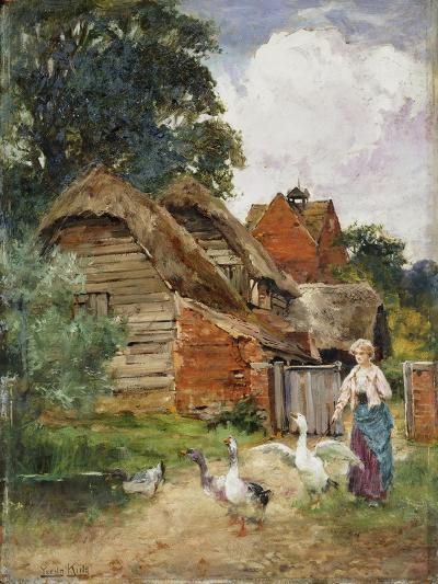 Intruders-Henry John Yeend King-Giclee Print