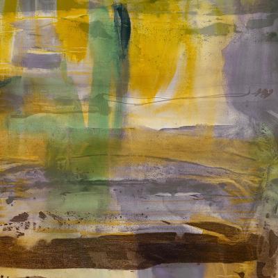 Intuition IV-Sisa Jasper-Art Print