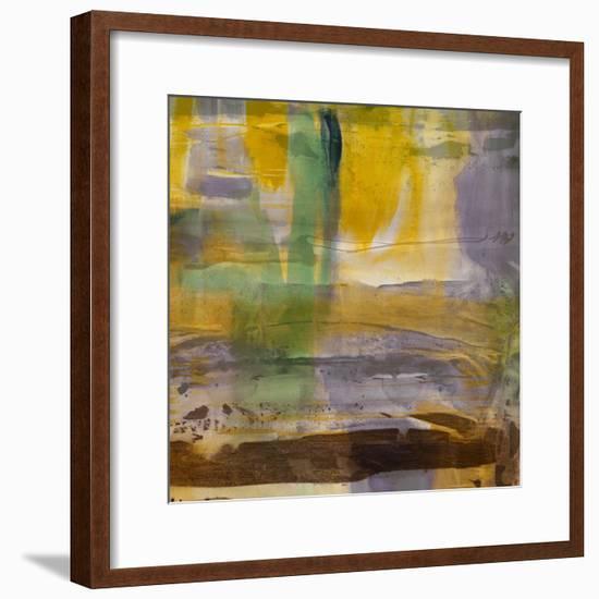 Intuition IV-Sisa Jasper-Framed Art Print
