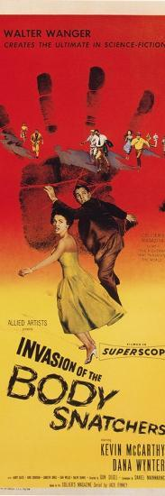 Invasion of The Body Snatchers, 1956--Art Print