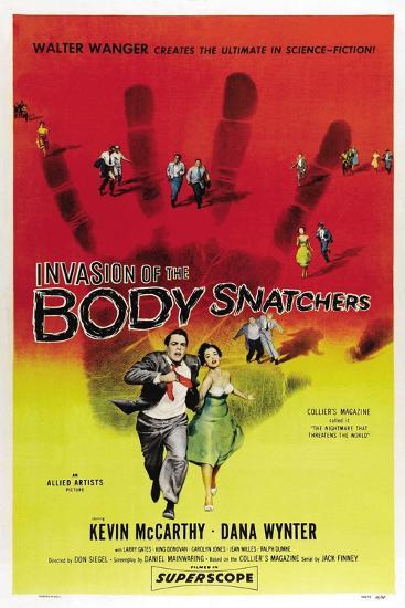 Invasion of the Body Snatchers, 1956--Giclee Print