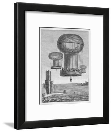 Invasion Plans, The Thiloriere is a Huge Hot-Air Balloon