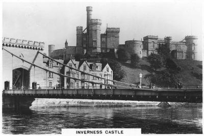 Inverness Castle, 1936--Giclee Print