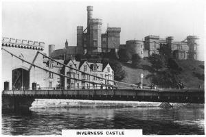 Inverness Castle, 1936