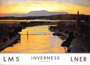 Inverness, LMS/LNER, c.1923-1947