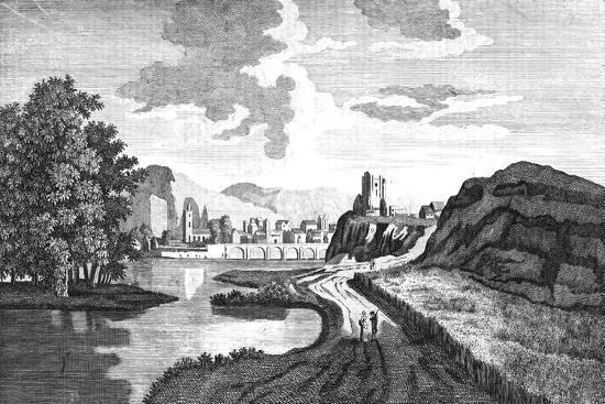 Inverness, Scotland, c1771-Unknown-Giclee Print