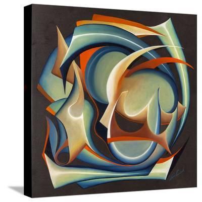 Inverno-Laura Ceccarelli-Stretched Canvas Print