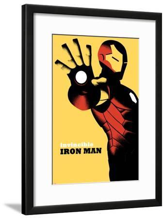 Invincible Iron Man No.6 Cover
