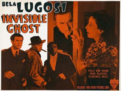Invisible Ghost, 1941--Photo