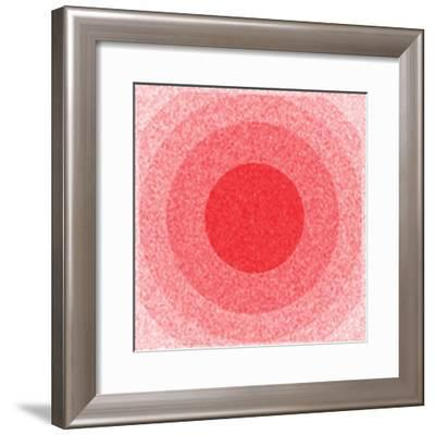 Invisible layers,2017-Alex Caminker-Framed Giclee Print