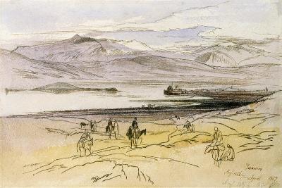 Ioannina, C.1856-Edward Lear-Giclee Print
