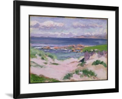 Iona, c.1920s-Francis Campbell Boileau Cadell-Framed Giclee Print