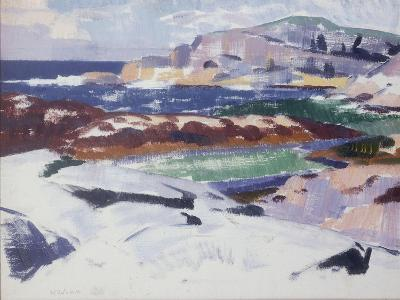 Iona, Port Ban-Francis Campbell Boileau Cadell-Giclee Print