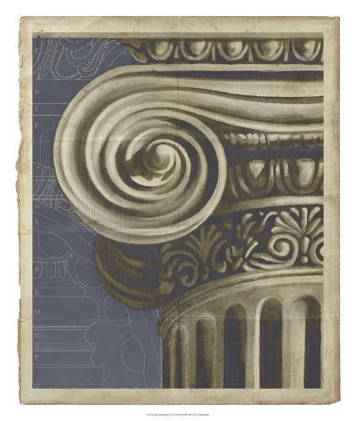 Ionic Architecture II-Ethan Harper-Giclee Print